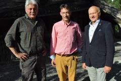 Königlicher Besuch in der Biberburg - 7. Juli 2017