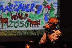 Aargauer Wald - Wer bist du? Wohin gehst du? - 19. September 2018 - Referat von Alain Morier, Abteilungsleiter Wald Aargau