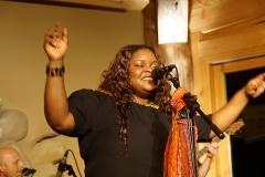 Africa Night - Konzert von Claudia Masika and Band - 6. April 2019