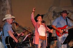 Country-Rock-Night, Konzert von Open Range - 7. September 2013