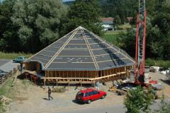 Dach - Juli 2008