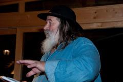 Der Holzbengel - das Original - 17. Oktober 2012 - Referat von Ernst Christen