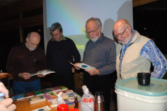 Effektive Mikroorganismen - 20. Februar 2013 - Referat von Gabi Höfler