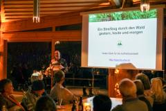 Ein Streifzug durch den Wald von gestern, heute und morgen - 17. April 2019 - Referat von Prof. Dr. Harald Bugmann
