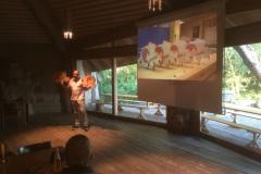 Holzzeit - von Wurzeln und Visionen - 20. Juni 2018 - Referat von Thomas Rohner