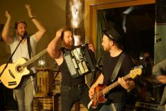 Irish Rock und Folk Rock, Konzert von Saint City Orchestra - 5. Mai 2018