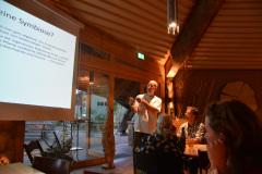 """""""Mensch und Baum - eine Symbiose?"""" - 20. August 2014 - Referat von Beat Burren"""