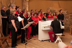 Moviestar, Konzert des Chors Ammerswil - 18. Juni 2014