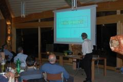Nachhaltiges Bauen, Referat von Pro Holz Aargau - 17. März 2010