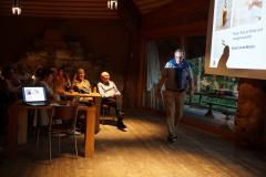 Natürliche und technische Felder - der Mensch im Strahlenfeld - 18. August 2021 - Referat von Bruno Aeschbach
