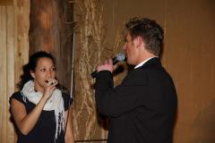 Raclette-Abend und Konzert mit Pete and Sheela - 5. Dezember 2009