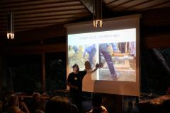 """""""Reise- und Arbeitsbericht"""" aus Bhutan - 15. August 2018 - Referat von Christoph Gobetti"""