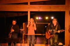Rock, Pop and R and B unplugged, Konzert von DND Acoustic Trio - 2. November 2013