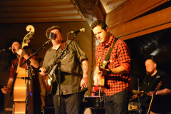 The B-Shakers, Rockabilly Konzert and Party - 5. März 2016