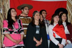 """Zu Gast in der Biberburg: Der """"Coro CCSP"""" aus Chile - 11.Oktober 2011"""